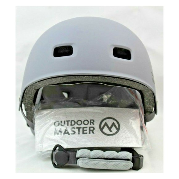 OutdoorMaster Other - SKATEBOARD HELMET - Medium - Safety Sports NEW